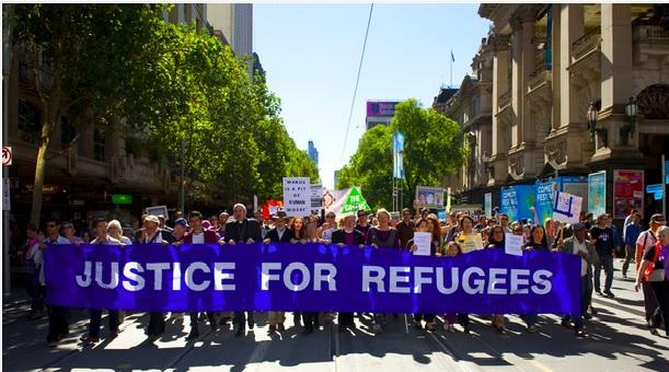 justice for refugees
