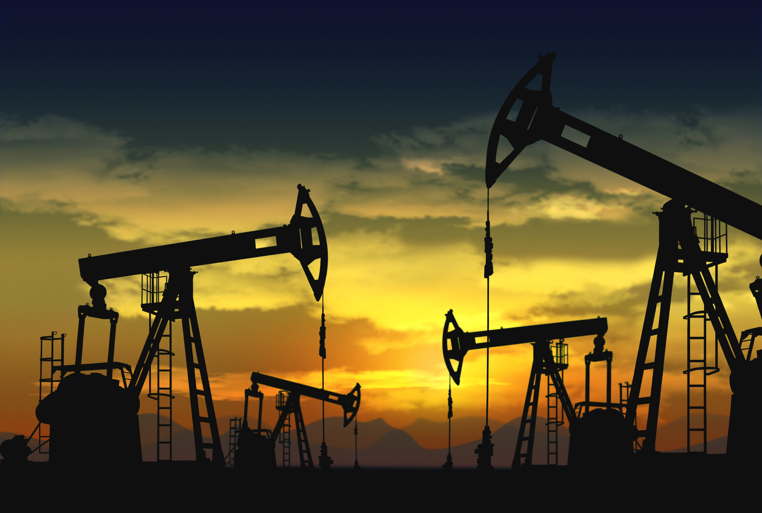 Oil,Pump,Jack,In,Operation
