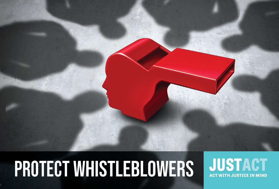 Whistleblower